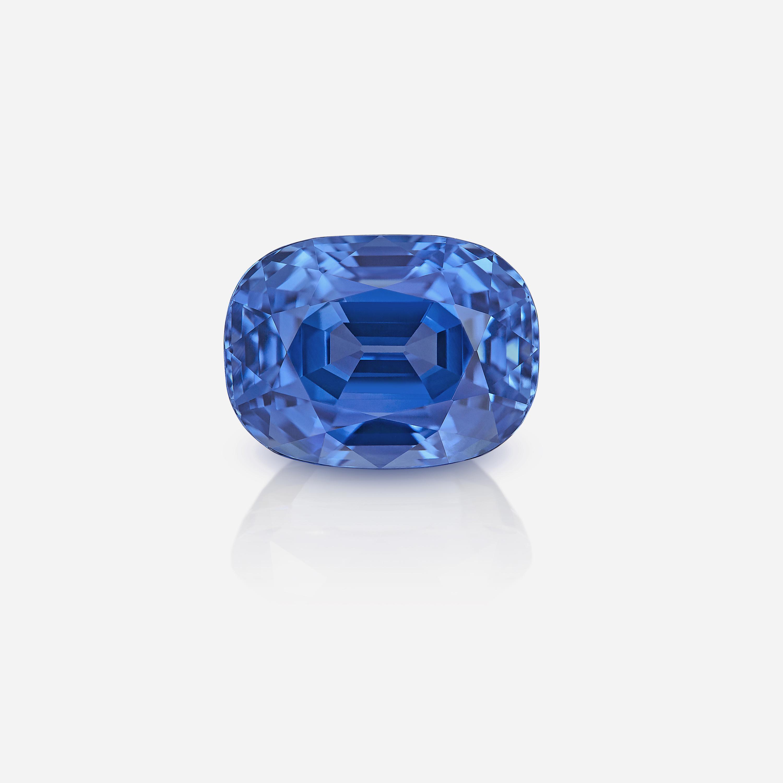 Cornflower Blue Sapphire, Ceylon no heat, 35ct