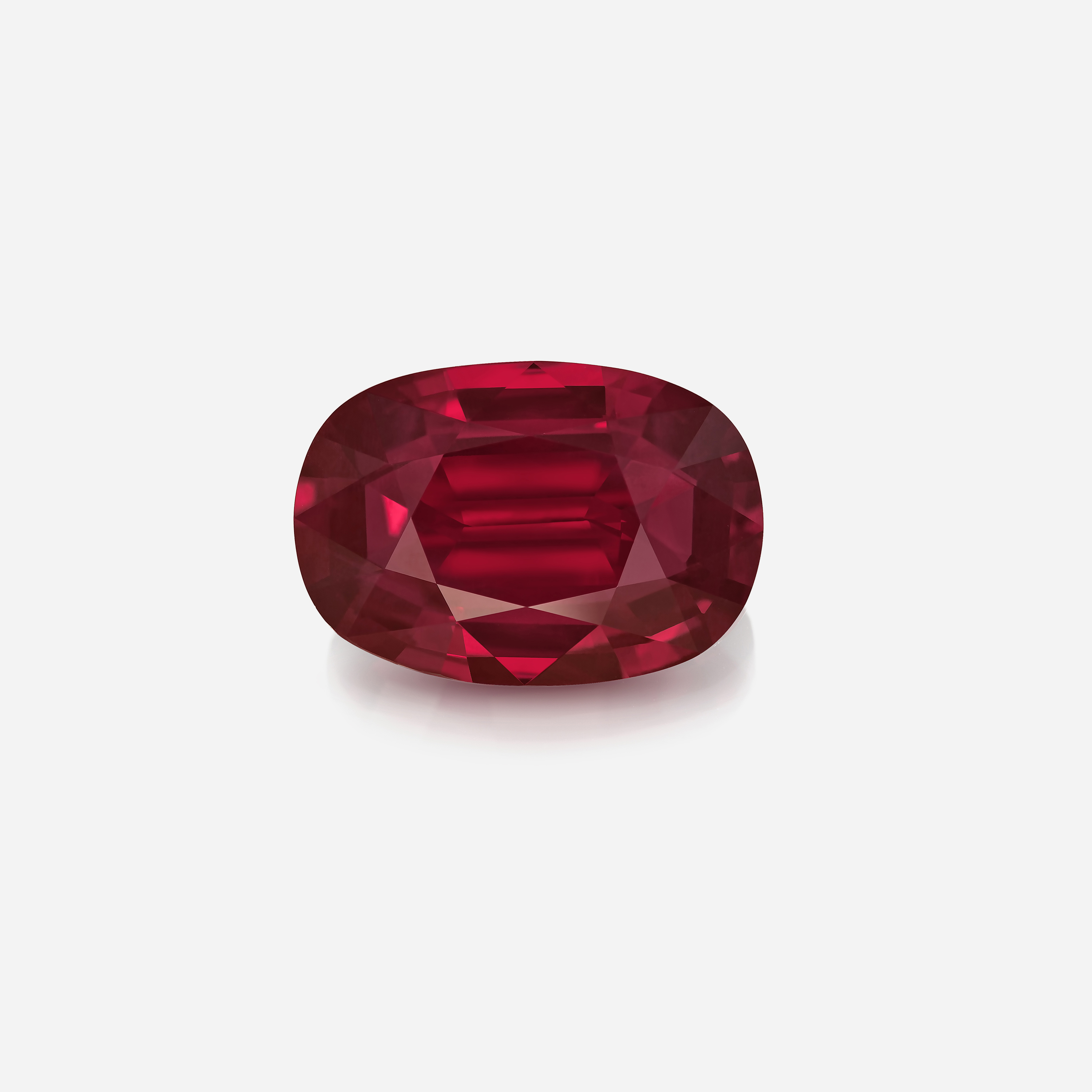 Pidgeon's blood Ruby, Mozambique no heat, 13ct
