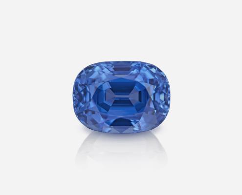 Cornflower Blue Sapphire 35