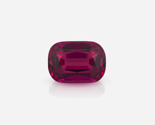 Red Spinel 8